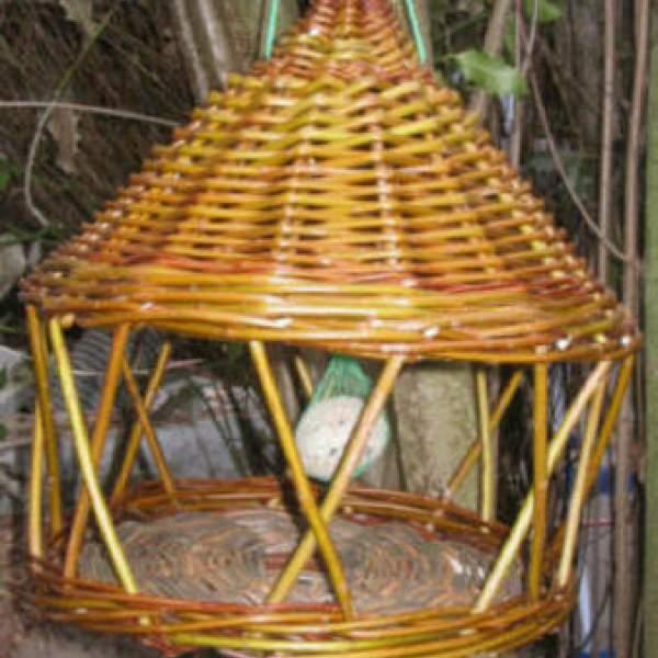 vogelvoedermand
