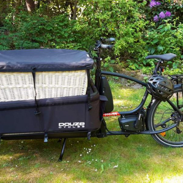 e-bike baskets